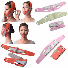 Women Anti Wrinkle V Line Half Face Cheek Lift Slimming Strap Chin Mask Belt Hot