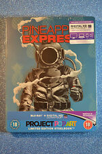 Pineapple Express Steelbook Bluray UK Edition Region Free New and Sealed