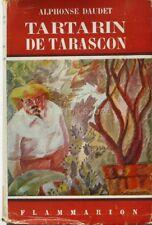 Tartarin De Tarascon - Alphonse Daudet - Illustrations Lucien Guézennec - 1948