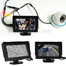 HD 4.3 inch LCD Video Security Tester CCTV Camera FPV Output Snow Test Monitor