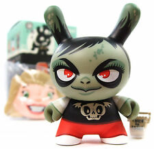 "Kidrobot x Scott Tolleson THE ODD ONES DUNNY SERIES GHOULIE JILL 3"" Vinyl Figure"