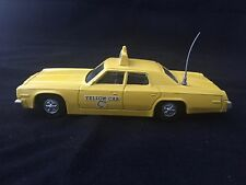 Dinky Toys  Plymouth Gran Fury Yellow Taxi England