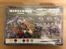 Warhammer 40,000 40k Set Assault on Black Reach Paint Set New Sealed