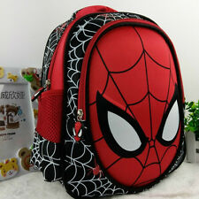 New15' Spider Children School Bags Kindergarten Backpacks Spiderman kids toy  ~~