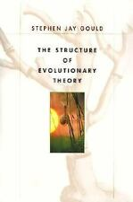 The Structure of Evolutionary Theory Stephen Jay Gould Books-Good Condition