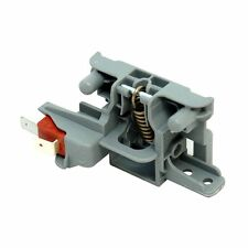 GENUINE Hotpoint / Indesit Dishwasher Door Lock / Catch / Switch - C00195887