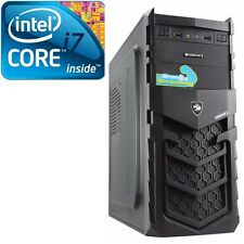 Desktop PC Computer CPU CORE i7 / 8GB RAM /1Tb HDD