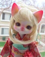 Luts legit Zuzu Delf Miyo Cat fullset anthro Ball jointed doll BJD