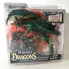 McFarlane Dragons Series 5 Berserker Dragon Clan Figure New Fall Dragon Kingdom
