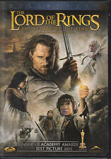 The Lord of the Rings The Return of the King (DVD 2-Disc, Bilingual Full Screen)