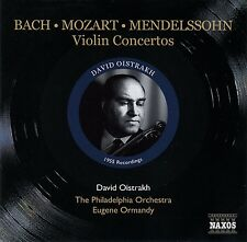 DAVID OISTRAKH : VIOLIN CONCERTOS / CD - NEU