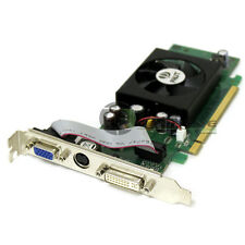Palit Nvidia GeForce 7200GS 256MB DDR2 PCIe x16 DVI VGA Graphics Video Card