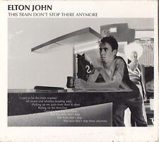 ELTON JOHN This Train Don't Stop There Anymore CD Single - 1 Track PROMO
