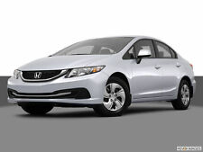 Honda : Civic EX Sedan 4-Door