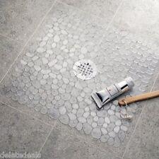 Bath Mat Non Slip Clear Floor Rug Shower Bathroom Tub Safety Bathtub Carpet New