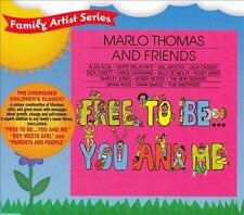 Free to Be...You and Me by Marlo Thomas (CD, May-2006, Sony Music Distribution …