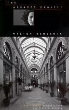 The Arcades Project by Walter Benjamin (2002, Paperback, Reprint)