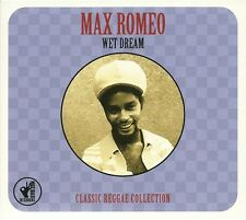 MAX ROMEO WET DREAM - 2 CD BOX SET - CLASSIC REGGAE COLLECTION MR FIXIT & MORE