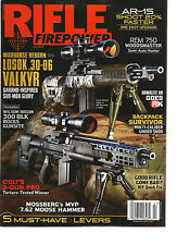 RIFLE FIRE POWER,   JULY, 2013  ( 5 MUST-HAVE LEVERS * BACKPACK SURVIVOR )
