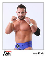 Official Pro Wrestling NOAH Bobby Fish 2011 8x10