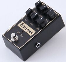 Friedman BE-OD Overdrive Guitar Effects Pedal PD-4251