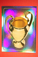 PANINI CHAMPIONS LEAGUE 2011/12 N. 2 THE CUP WITH BACK BACK MINT!!