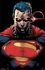 2013 DC COMICS SUPERMAN MAN OF STEEL HEAT VISION POSTER 22x34 NEW FREE SHIPPING