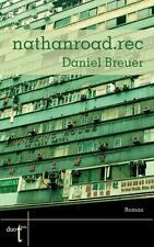 nathanroad.rec von Daniel Breuer (2016, Taschenbuch)