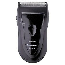 New Panasonic Pro-Curve ES3831K Battery Operated Travel Wet/Dry Men's Shaver