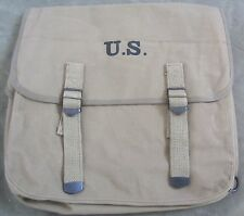WWII US M1936 MUSETTE JUMP BAG