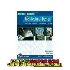 FAST SHIP: Time Saver Standards For Architectural Design 8E by Michael J.