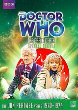 NEW - Doctor Who: The Green Death (Story 69) Special Edition