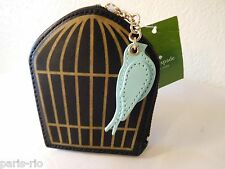 New Kate Spade Hello Shanghai Birdcage Coin Purse Wallet!