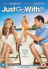 JUST GO WITH IT - DVD - REGION 2 UK