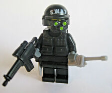 Lego SWAT Special OPS Custom Minifigure Brickforge Night Vision