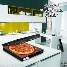 Pizza Home Maker Fast Oven Cooker Mini Oven Homemade Electric Stone Baker New