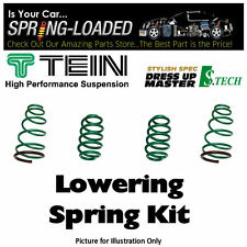 Tein s-tech lowering springs pour suzuki swift sport 1.6 ZC31S 2005.09-2010.08