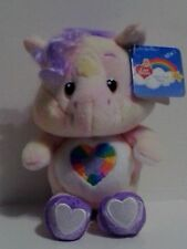 "RARE 2004 8"" NOBLE HEART HORSE CARE BEAR COUSIN CARLTON 20th MWT EASTER GIFT"