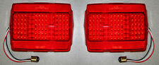 NEW! 1964-1966 Mustang LED Tail Lights PAIR Both left and right side L.E.D.