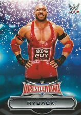 Ryback WWE Road To Wrestlemania 2016 Trading Card 18 Of 30