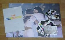 F(X), SNSD [ JESSICA,CRYSTAL - THE SISTERHOOD ] FAN CLUB PHOTOBOOK - KPOP GOODS