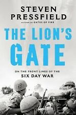 The Lion's Gate: On the Front Lines of the Six Day War-ExLibrary