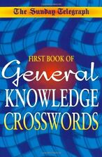 The Sunday Telegraph Book of General Knowledge Crosswords By Telegraph Group Li
