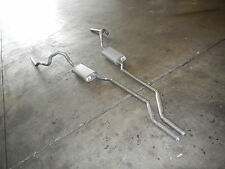 FORD FALCON XY 6 CYLINDER 200 221 250 SEDAN TWIN SYSTEM KIT NEW FROM EXTRACTORS