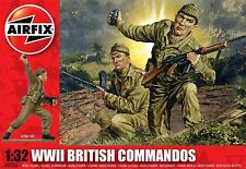 Airfix 02705, 1:32, British Commandos, WWII, GMK-World of History