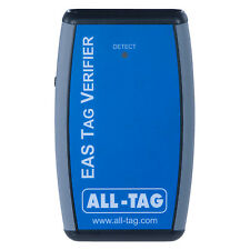 EAS Direct from Manufacturer - RF 8.2 MHz Hard Tags & Labels  Verifier NEW