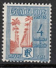 GUADELOUPE  TIMBRE COLONIE  FRANCE  NEUF  N° 26 *