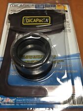 DiCAPac WP-ONE Underwater Camera Waterproof Housing Case Pre-owned never used