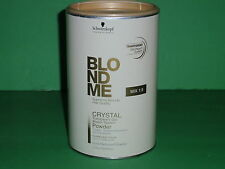 SCHWARZKOPF BLOND ME CRYSTAL POWDER BLEACH
