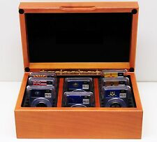 Wood Display Box for 30 PCGS or NGC Certified Coin Slabs